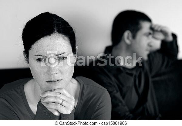 foto, pareja, concepto, -, relación - csp15001906