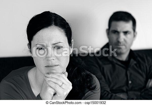 foto, pareja, concepto, -, relación - csp15001932