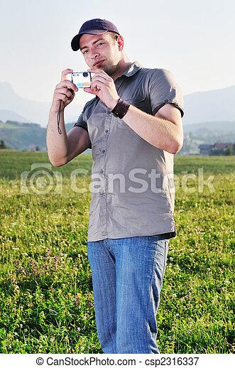 amateur fotograf