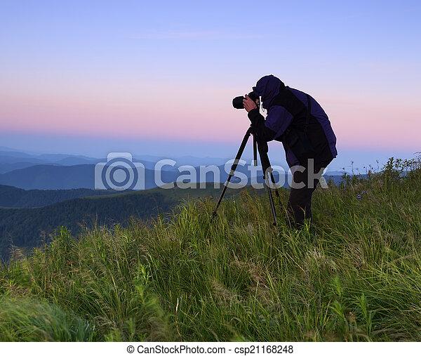 fotograf - csp21168248