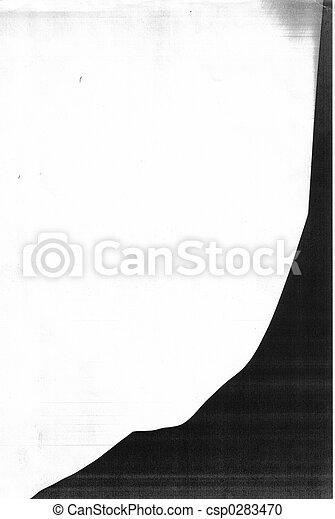 fotokopie, textuur, element - csp0283470