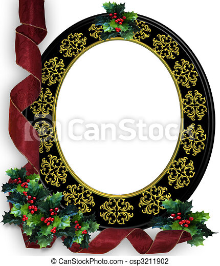 Weihnachten Fotorahmen.Fotorahmen Bänder Umrandungen Weihnachten