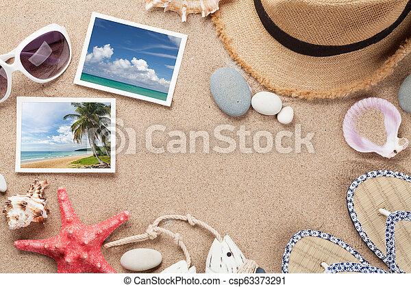 fotos, reise, urlaub, accessoirs - csp63373291