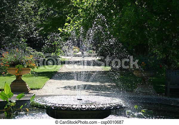 Fountain - csp0010687