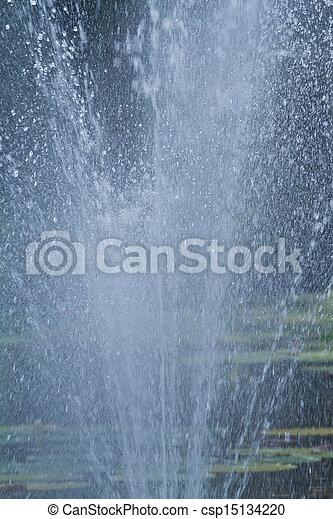 Fountain - csp15134220