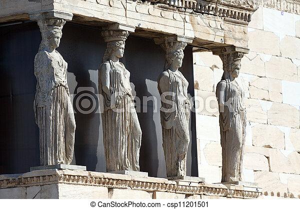 Four Caryatids - csp11201501