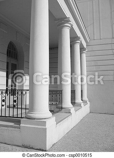 Four Columns - csp0010515