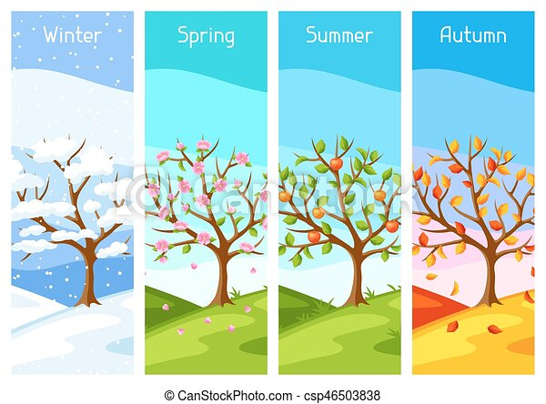 Different definitions of autumn