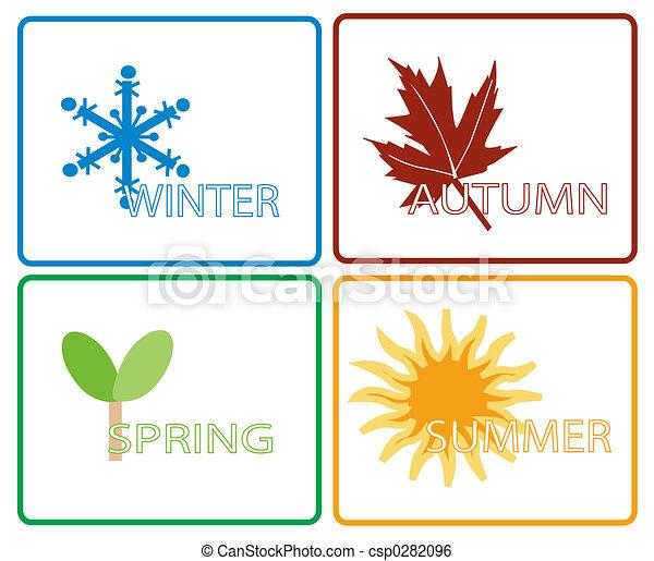 Four Seasons - csp0282096