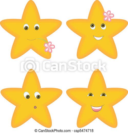 four stars - csp5474718