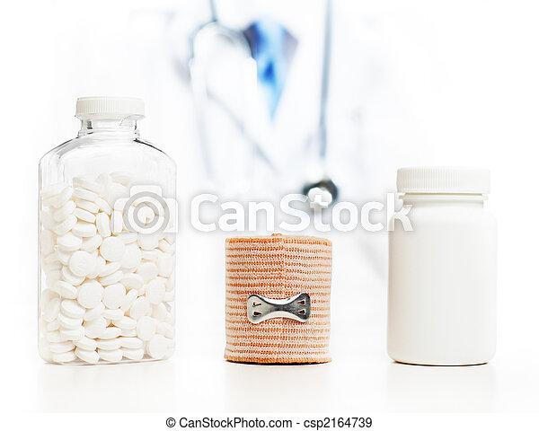 fournitures, monde médical - csp2164739