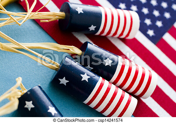 Fourth of July - csp14241574