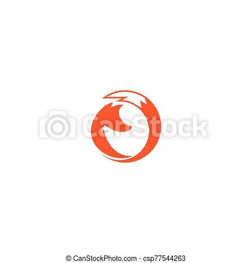 Fox logo - csp77544263