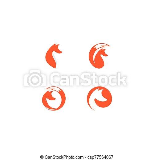Fox logo - csp77564067