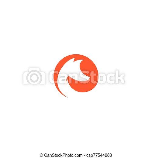 Fox logo - csp77544283