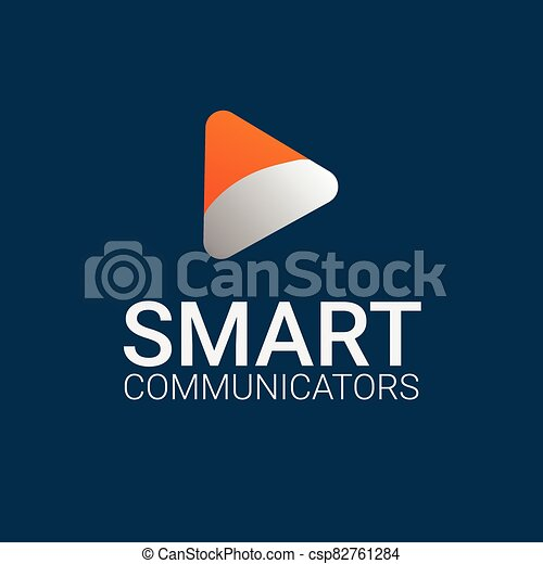 fox logo template - csp82761284