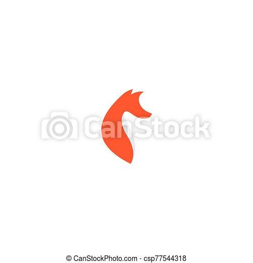 Fox logo - csp77544318