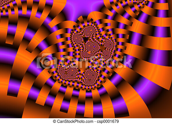 Fractal Background - csp0001679