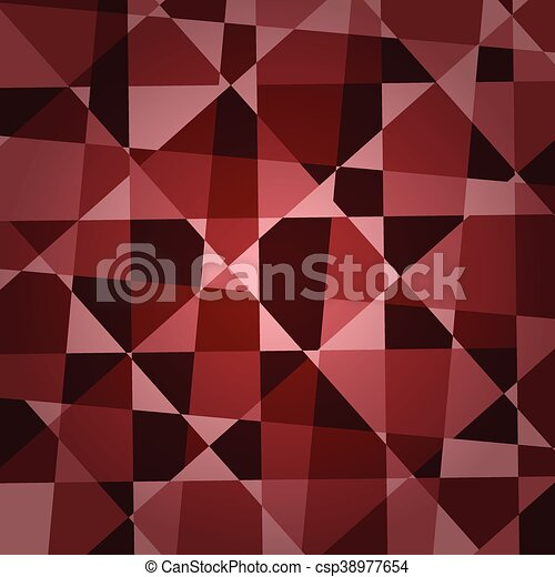 Fragment of an abstract maroon background - csp38977654