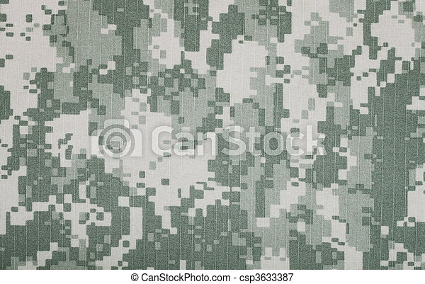 fragment of the canvas from military trousers - csp3633387