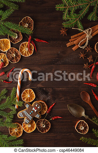 Fragrant Natural Christmas Decorations For A Plastic Free Tree