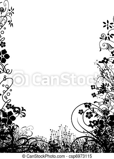frame, bloem - csp6973115