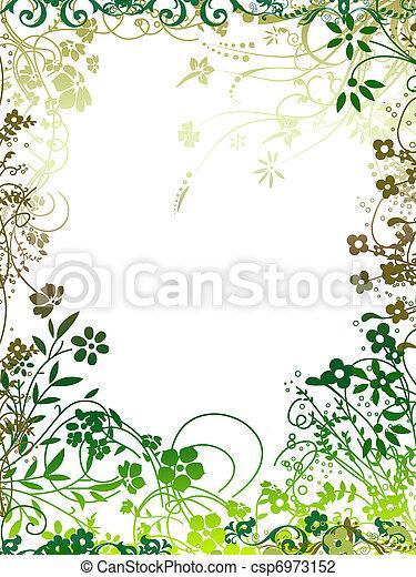 frame, bloem - csp6973152