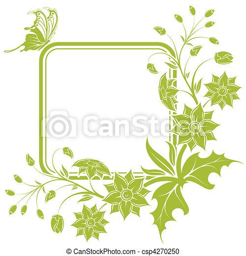 frame, bloem - csp4270250