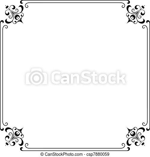 Frame - csp7880059