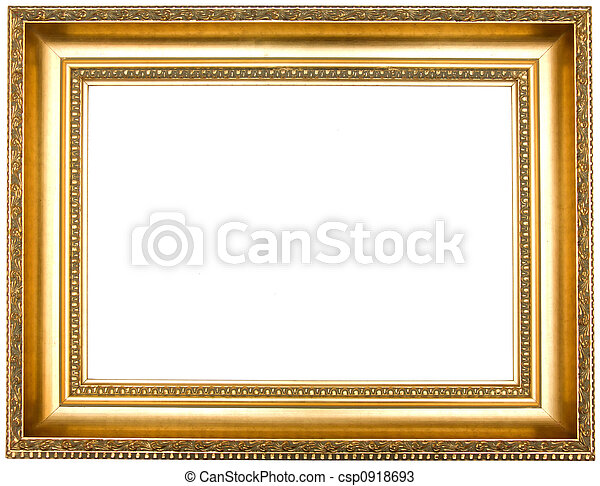 Frame for painting. stock photos - Search Photographs and Clip Art ...