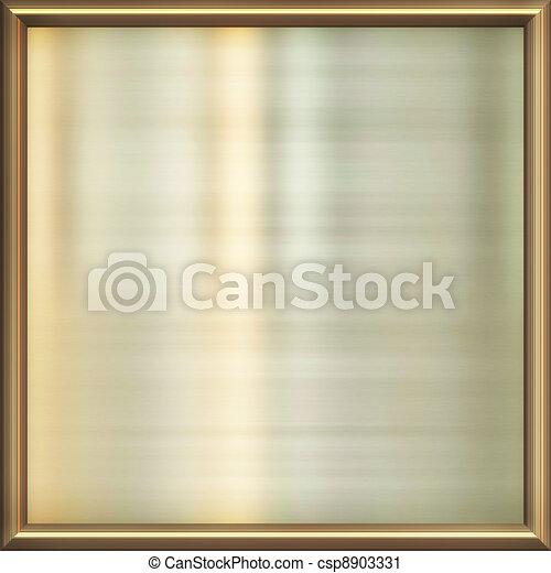frame, metaal, toewijzen - csp8903331