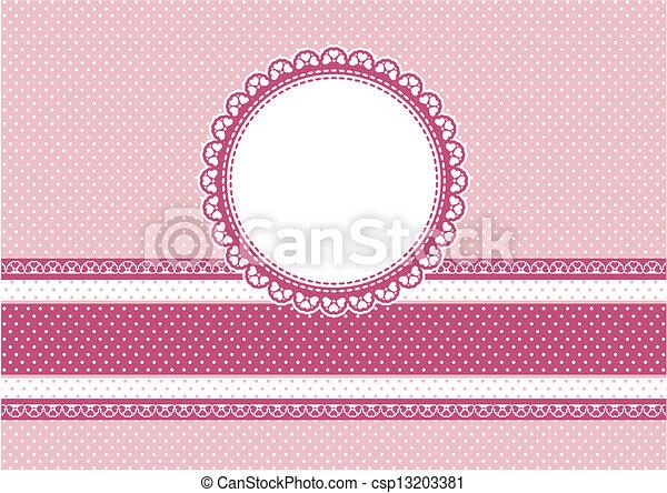 frame, scrapbooking, achtergrond - csp13203381