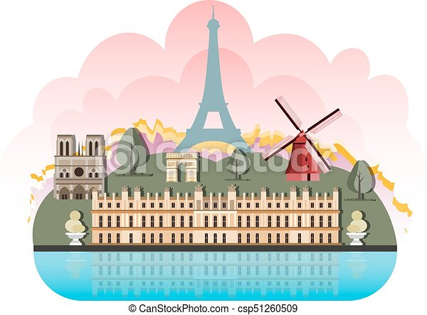 Travel Destinations Illustrations And Clip Art 107714 Royalty Free Drawings Graphics Available To Search From
