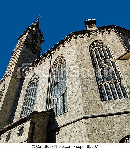 franciscan, 教会 - csp0485607
