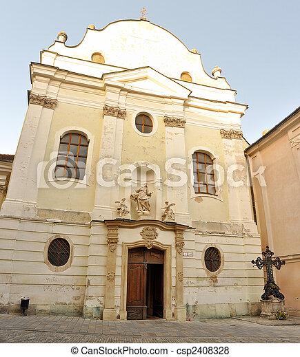 franciscan, 教会 - csp2408328