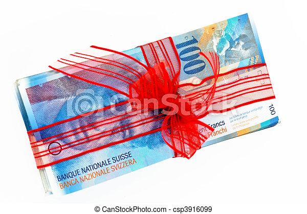 franco svizzero - csp3916099