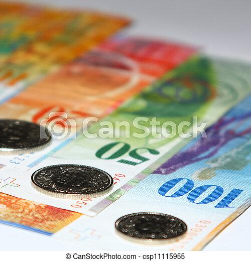 franco svizzero - csp11115955