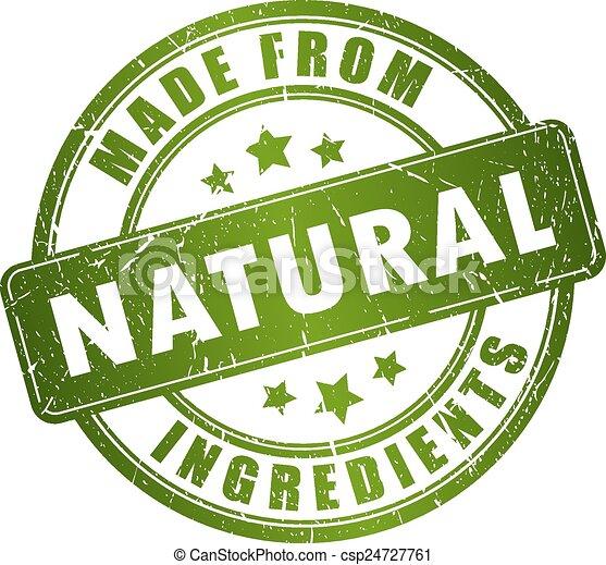 francobollo, naturale - csp24727761