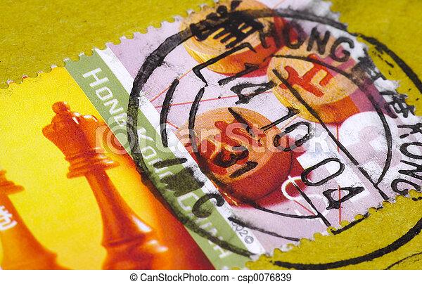 Correo Hong Kong - csp0076839