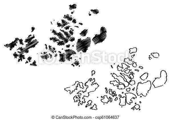 franz, mappa, terra, josef - csp61064637