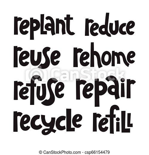 Frases Sobre Ecología Verde Letras Basura Eco Escoger