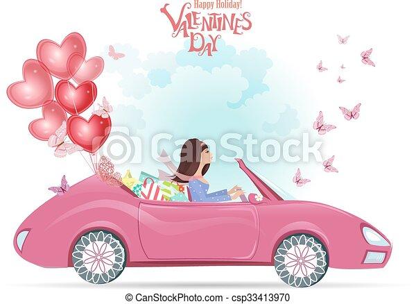 Geschenk auto frau