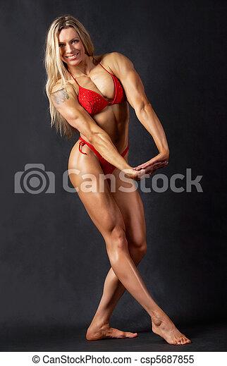 Frau bodybuilder 21 Hottest