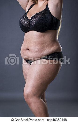 dicker magen und bauch
