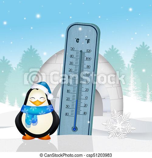Freddo Termometro Zero Sotto Zero Sotto Freddo Illustrazione Termometro Canstock Cómo calibrar termómetro infrarrojo  berrcom. https www canstockphoto it freddo termometro zero sotto 51203983 html
