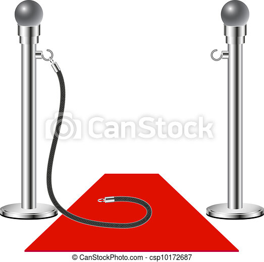 Free admission - Red Carpet - csp10172687