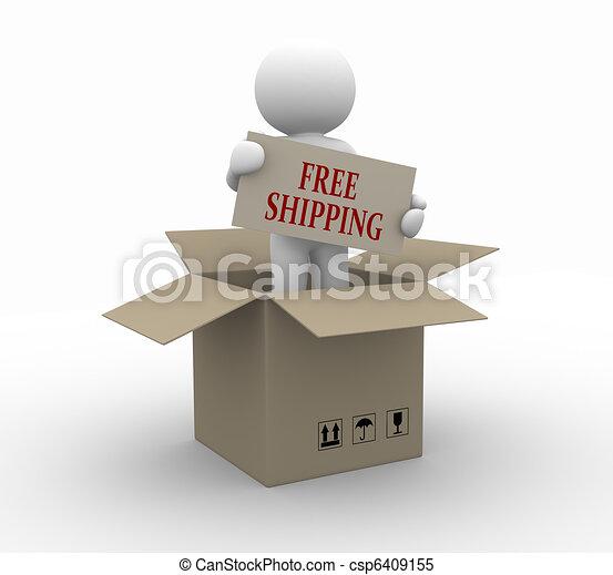 Free shipping - csp6409155