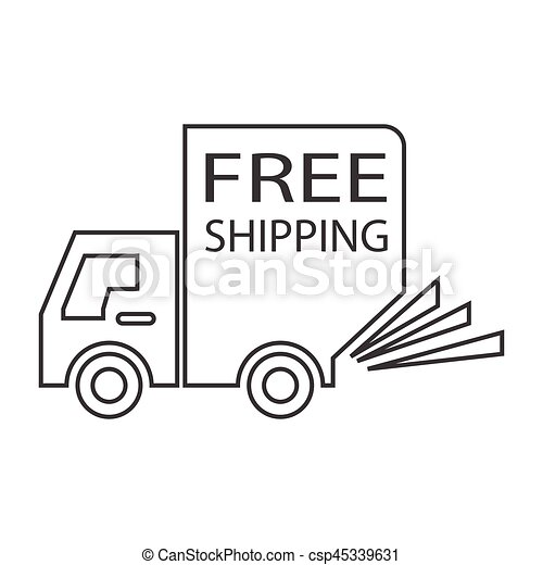 free shipping truck small - csp45339631