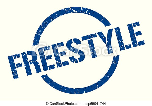freestyle stamp - csp65041744