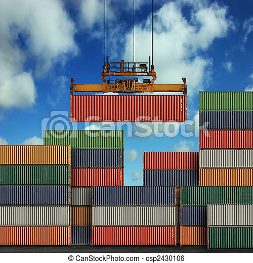Freight Containers - csp2430106